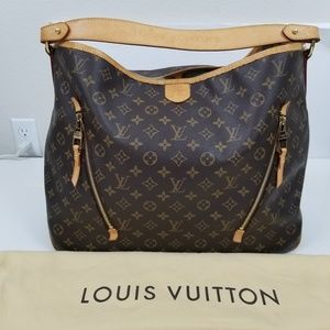 Authentic Louis Vuitton Delightful GM